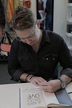 Author Fredrik Backman