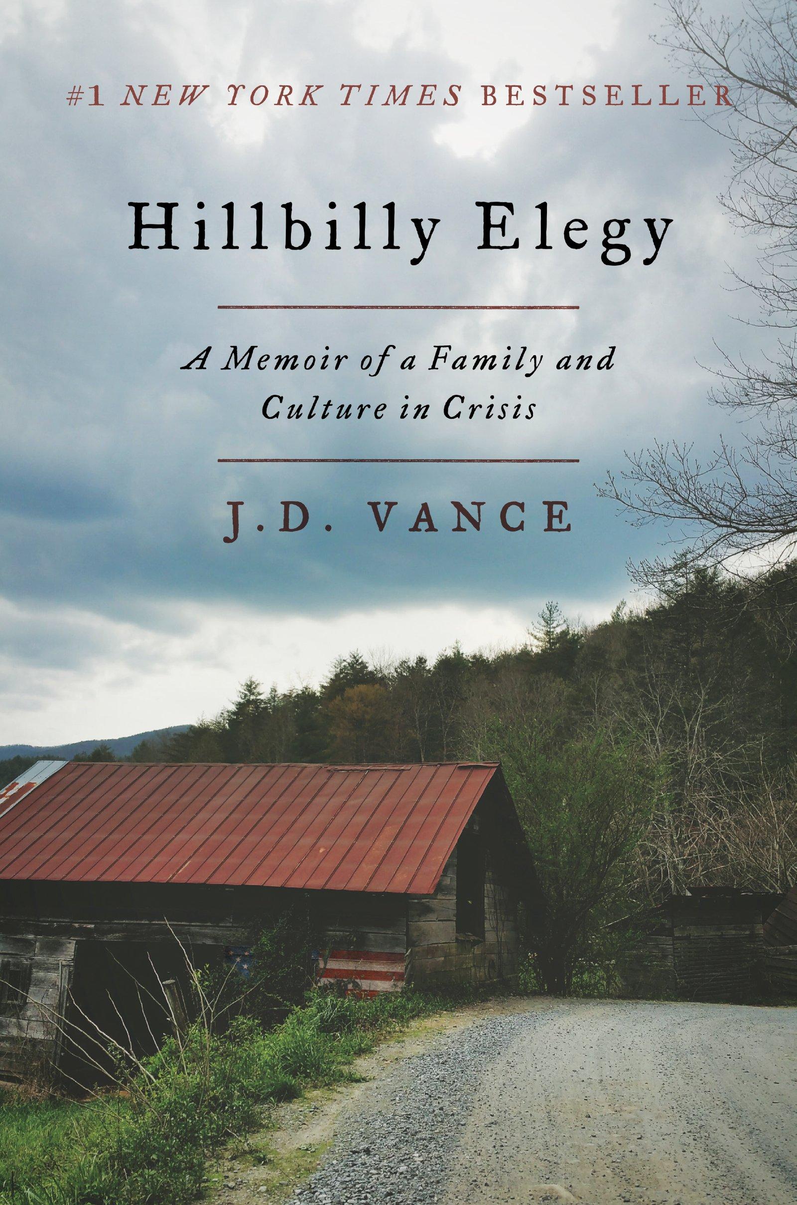 Hillbilly Elegy (cover)