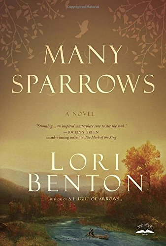 Many Sparrows by Lori Benton (cover)