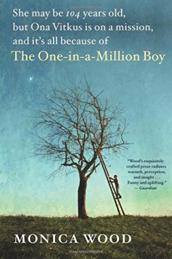 The One-In-a Million Boy by Monica Wood (cover)