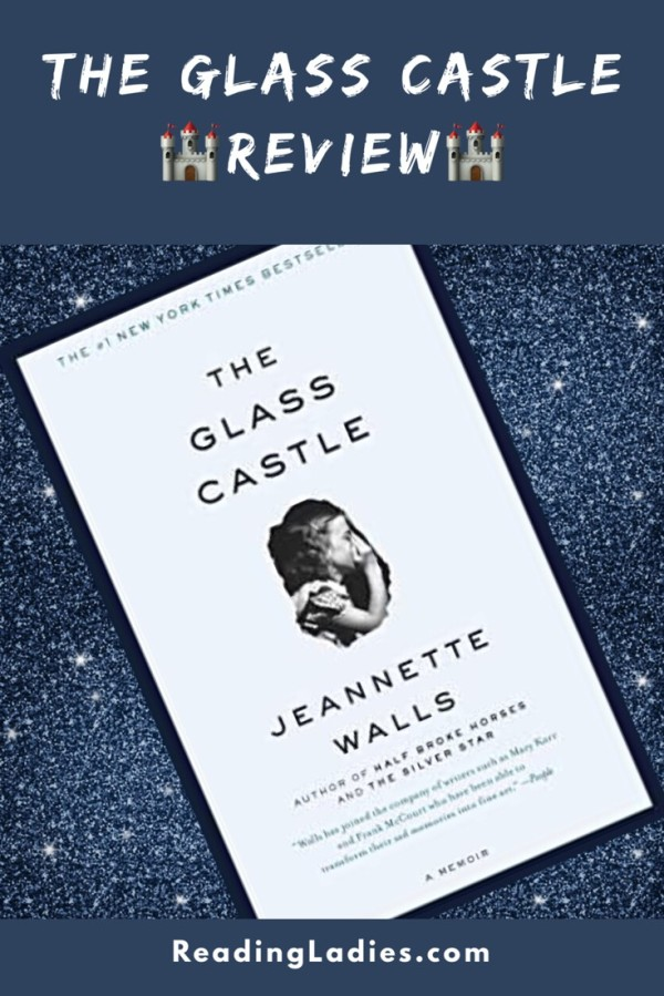 The Glass Castle by Jeannette Walls (cover)