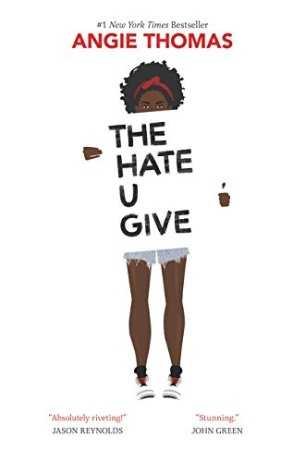 The Hate U Give cover