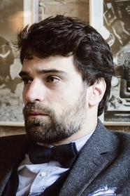 Author, Dane Hucklebridge