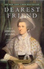 Dearest Friend by Lynne Withey (cover)