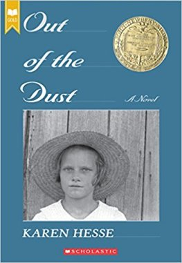 Out of the Dust by Karen Hesse (cover)