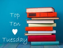 books graphic TOP TEN TUESDAY