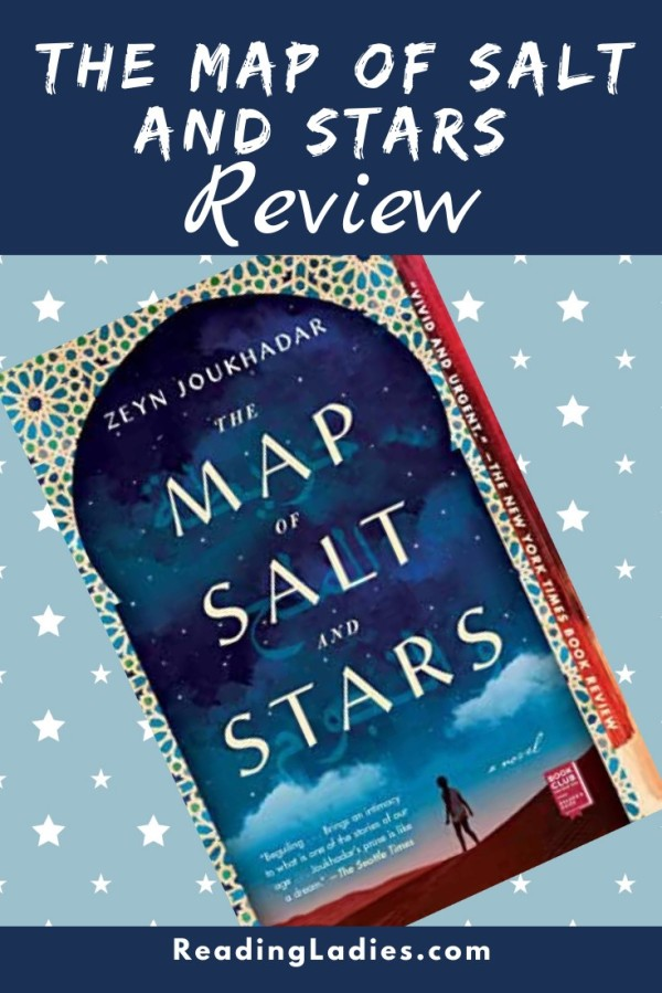 The Map of Salt and Stars by Zeyn Joukhadar (cover)