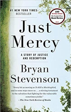 Just Mercy by Bryan Stevenson cover