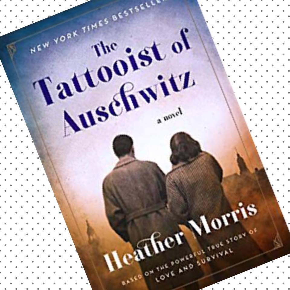 Tattooist of Auschwitz 2