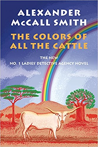 all the colors of the cattle