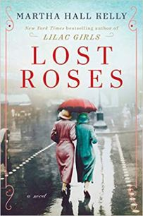 Lost Roses by Martha Hall Kelly (cover)