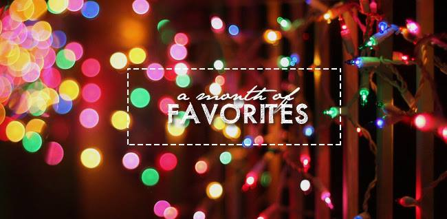 A Month of Favorites TwithT