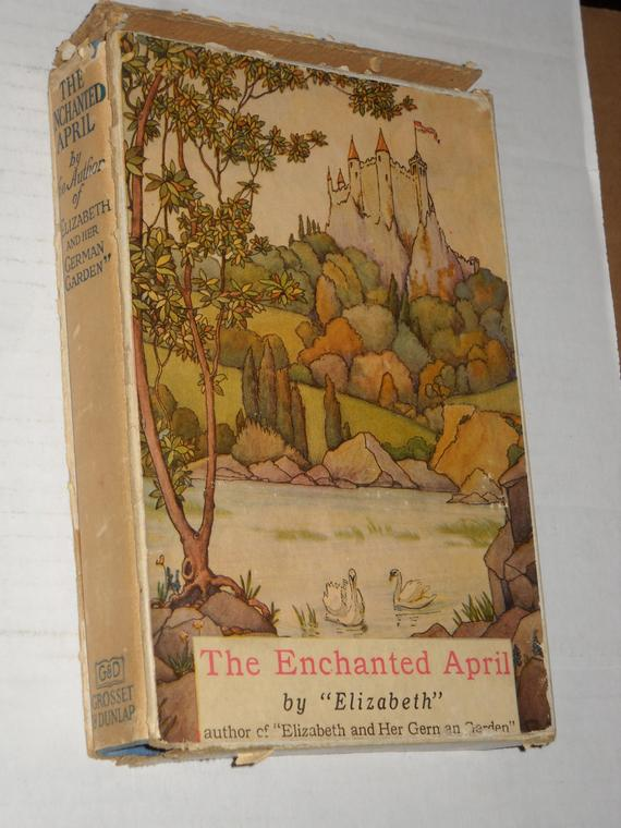 enchanted april original cover