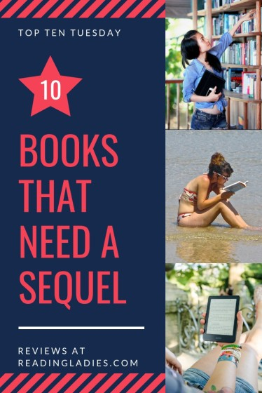 10 Books That Need A Sequel