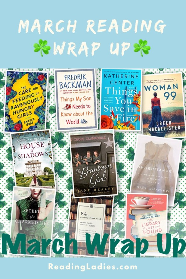 March Reading Wrap Up