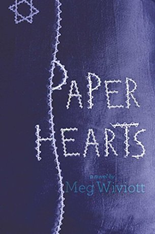 Paper Hearts by Meg Wiviott (cover)
