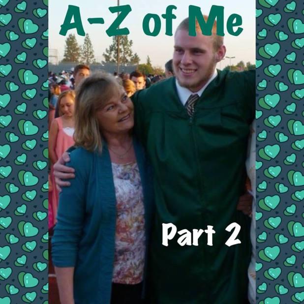A-Z of Me Part 2