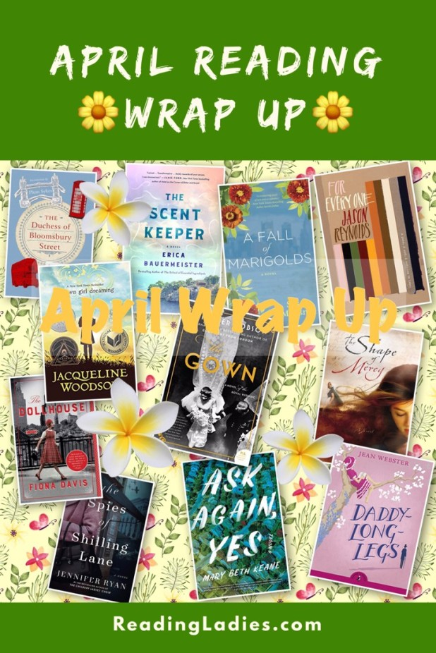 April Reading Wrap Up