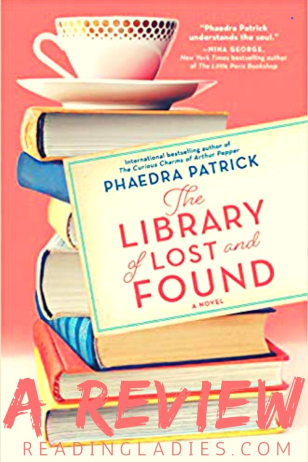 The Library of Lost and Found Review