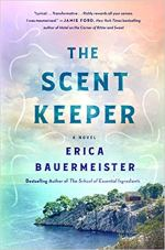 The Scent Keeper by Erica Bauermeister (cover)