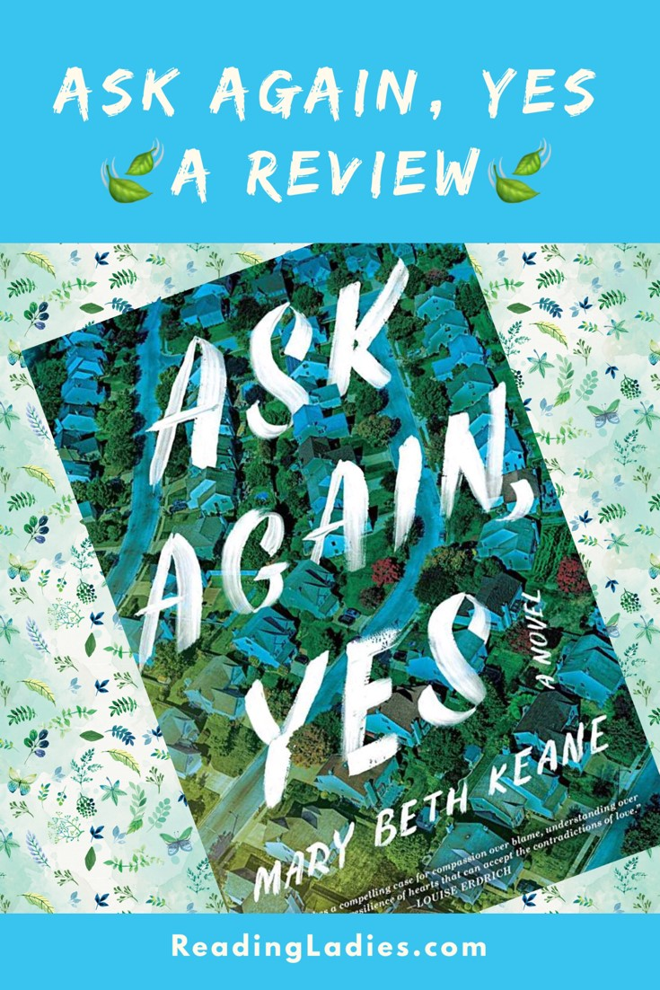 Ask Again Yes Review