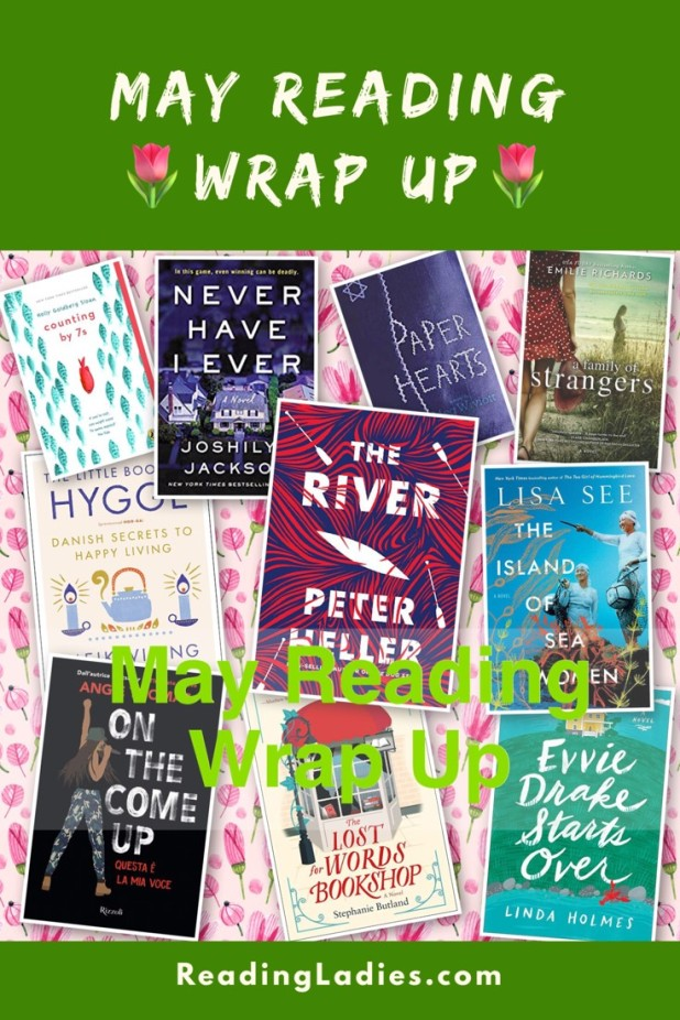 May Reading Wrap Up