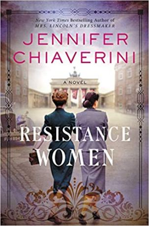 Resistance Women by Jennifer Chiaverini (cover)