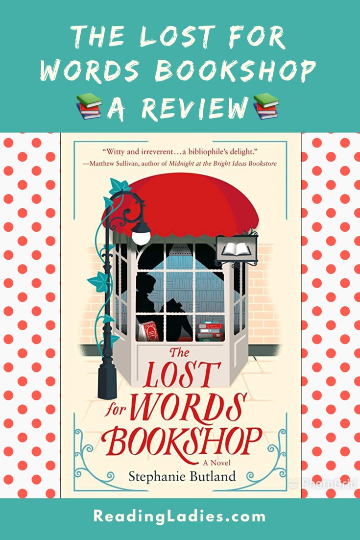 The Lost For Words Bookshop Review