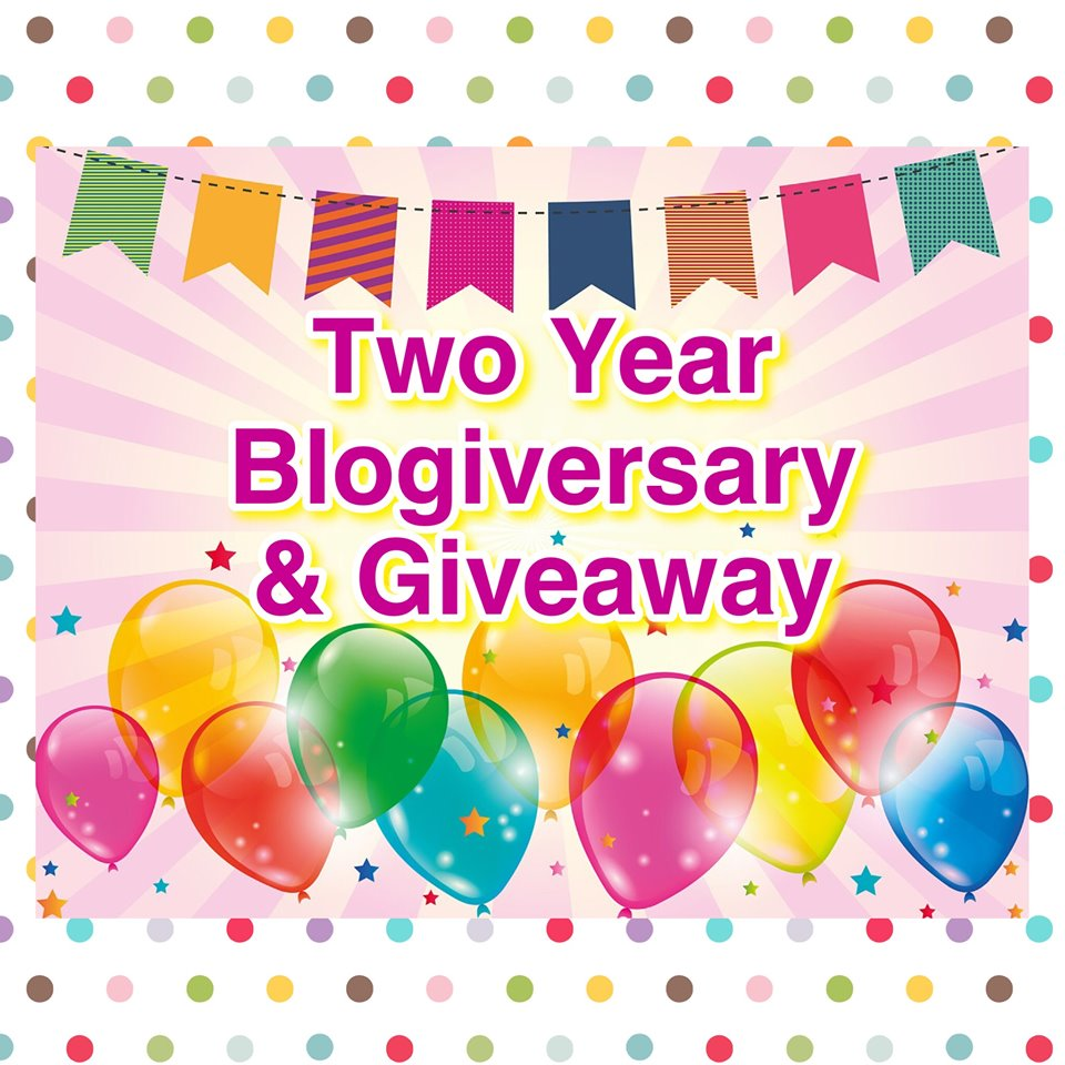 2 year blogiversary