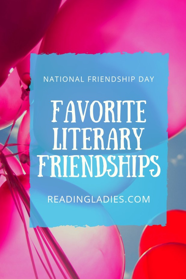 Favorite Literary Friendships