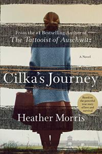 Cilka's Journey by Heather Morris (cover)