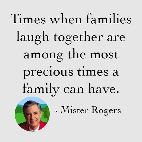 Rogers family quote