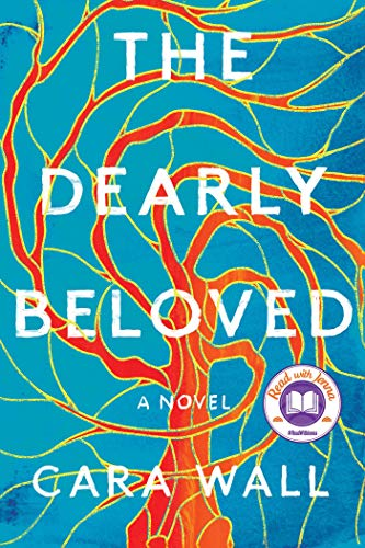 Dearly Beloved by Cara Wall (cover)