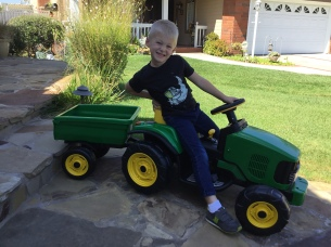 boy and tractor toy 2