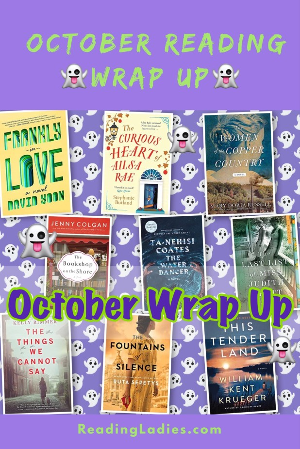 October Reading Wrap Up 2019
