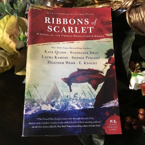 Ribbons of Scarlet cover