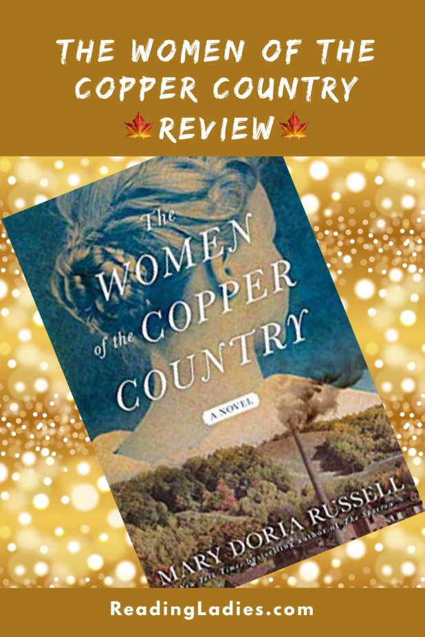 The Women of Copper Country Revieew