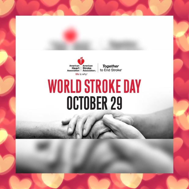 world stroke day guest post