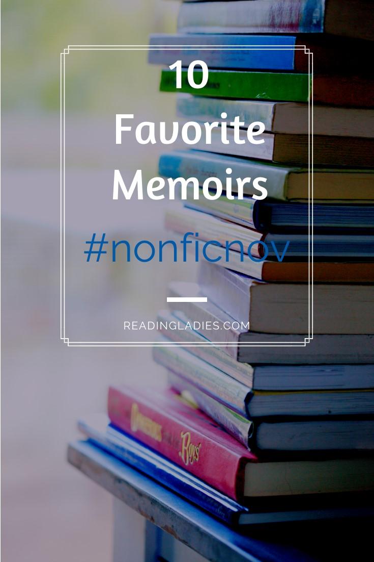 10 Favorite Memoirs