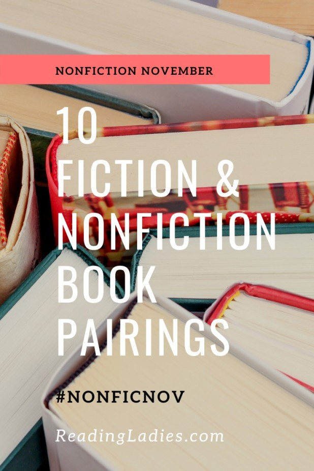 Fiction and Nonfiction Book Pairings