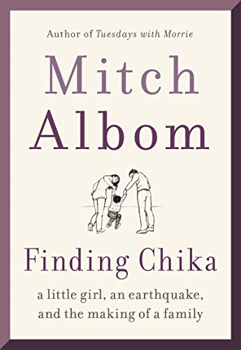 Finding Chika by Mitch Albom (cover)