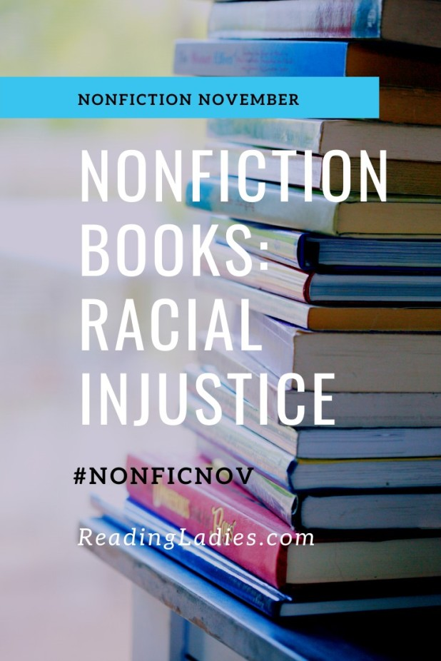 Nonfition Racial Injustice