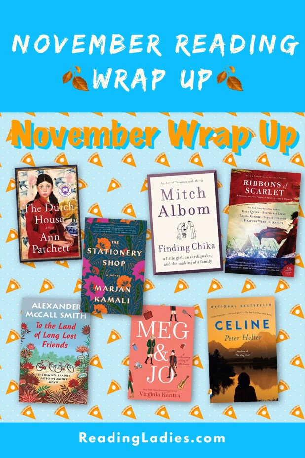 November 2019 Reading Wrap Up
