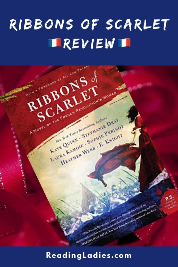 Ribbons of Scarlet Review