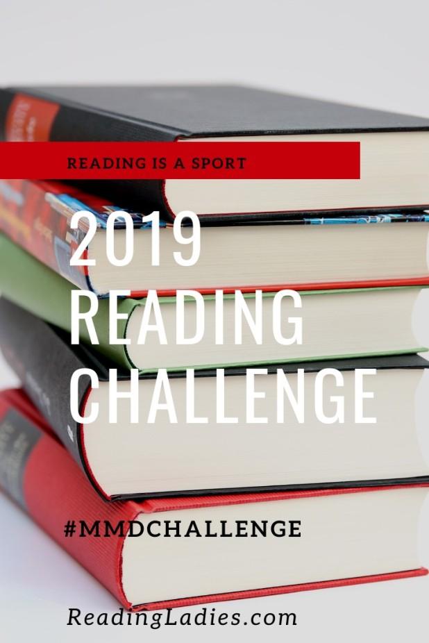 2019 MMD reading challenge