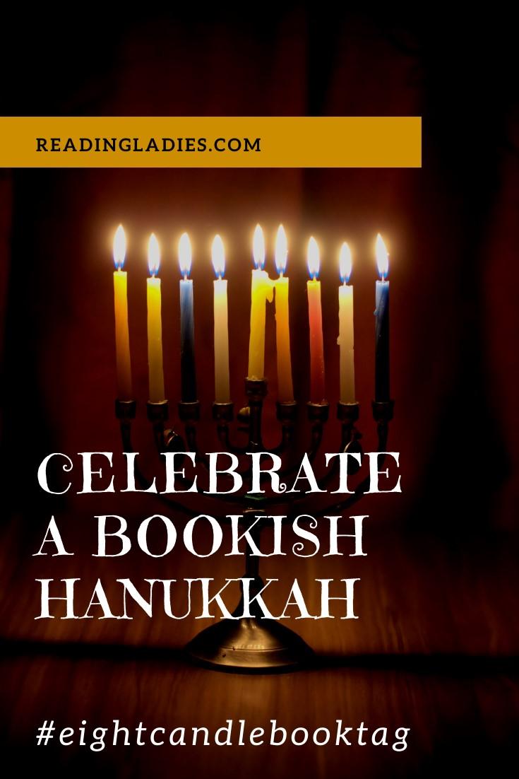 8 candles of hanukkah