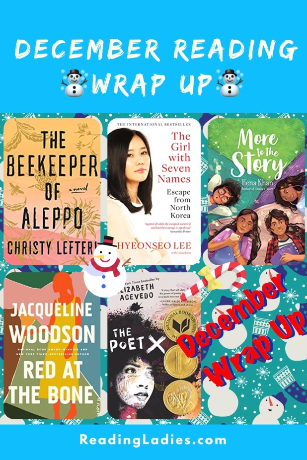 December 2019 Reading Wrap Up