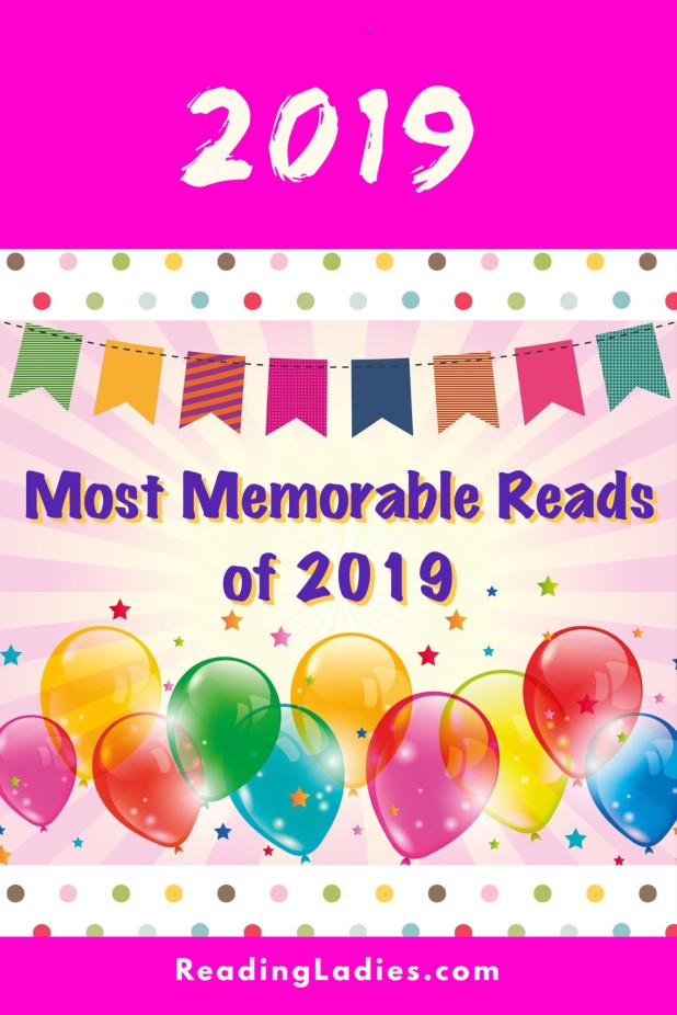 Most Memorable Reads of 2019