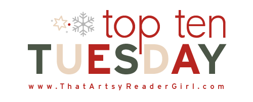 Top Ten Tuesday (winter) graphic
