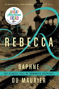 Rebecca by Daphne Du Maurier (cover)